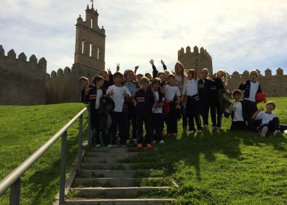 Colegio Punta Galea – Visita a Ávila