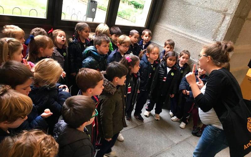 Colegio Punta Galea – Excursión al Museo Reina Sofía