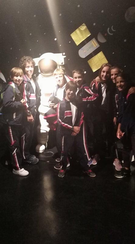 Colegio Punta Galea – Visita al Planetario