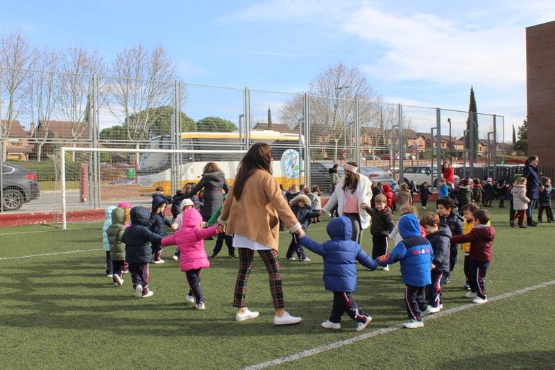 Colegio Punta Galea – Formación en Valores – Las Rozas