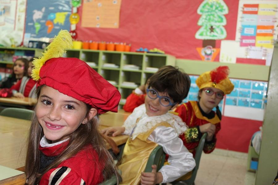 Colegio Punta Galea – Carnavales Primaria – Las Rozas