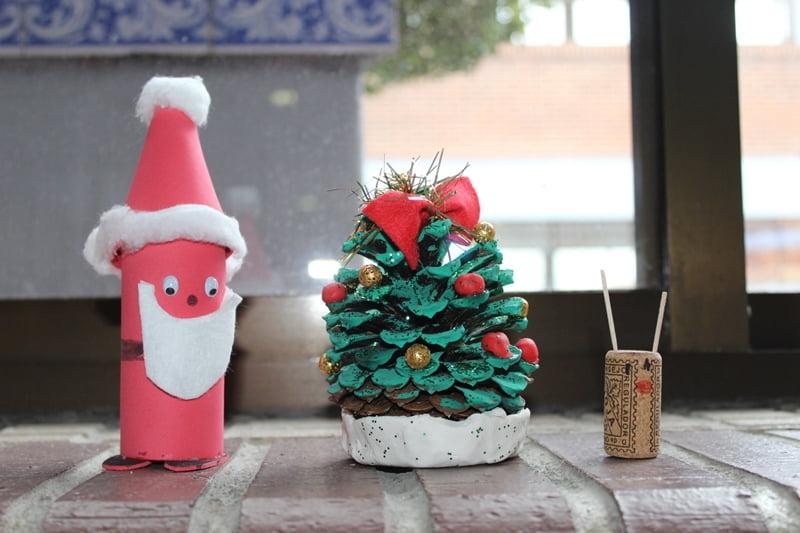 Colegio Punta Galea – Navidad Sostenible