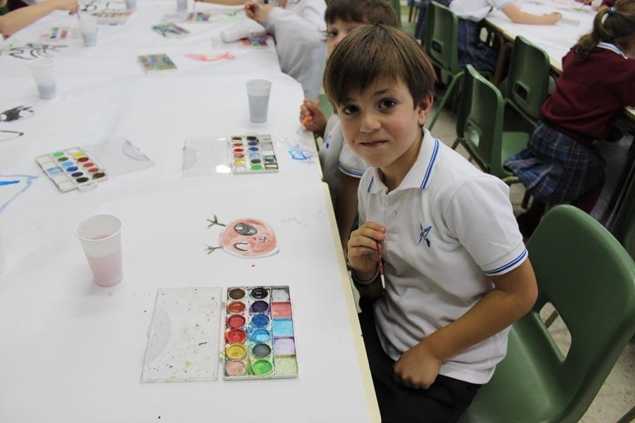 Colegio Punta Galea – Navidad Creativa
