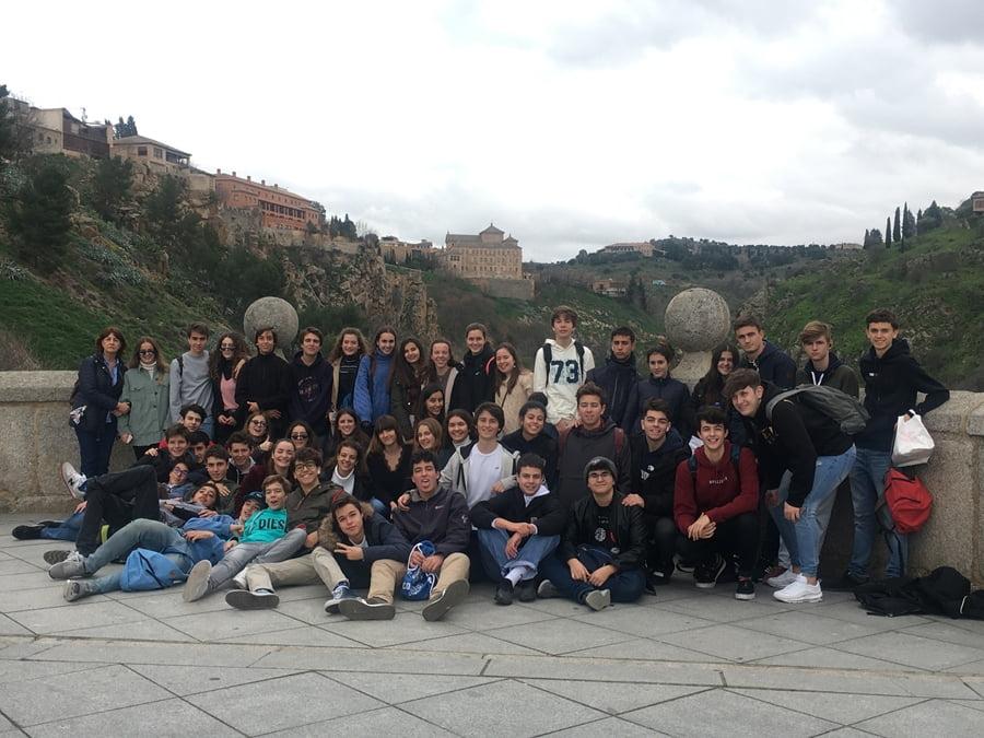 Centro educativo Punta Galea – Visita a la ciudad de Toledo