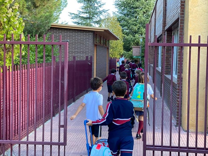 Colegio Punta Galea – Excelencia Académica – Las Rozas