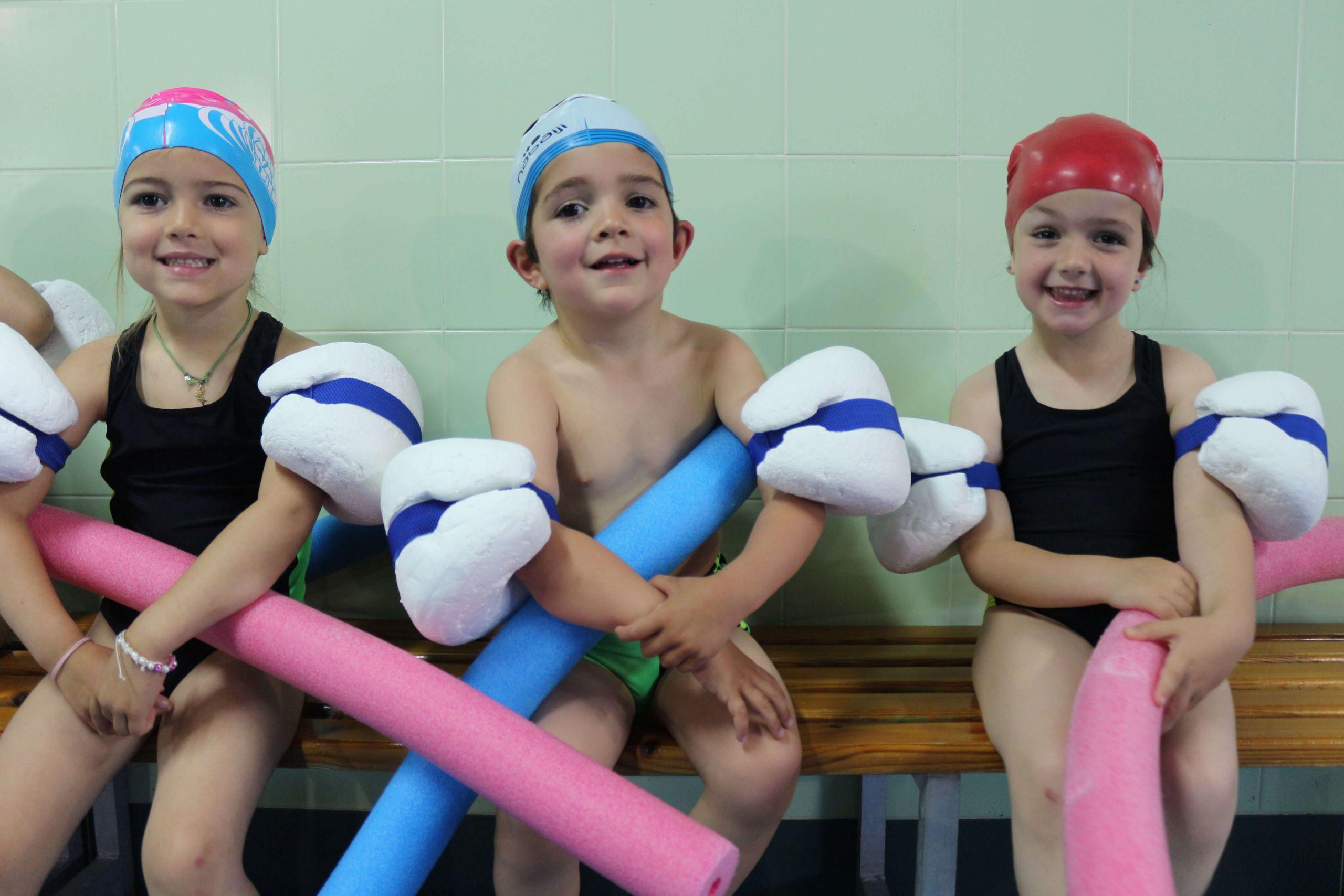 Escuela de natación Punta Galea