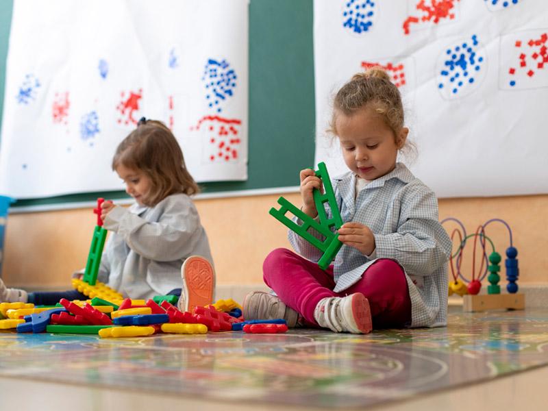 Aulas Infantiles