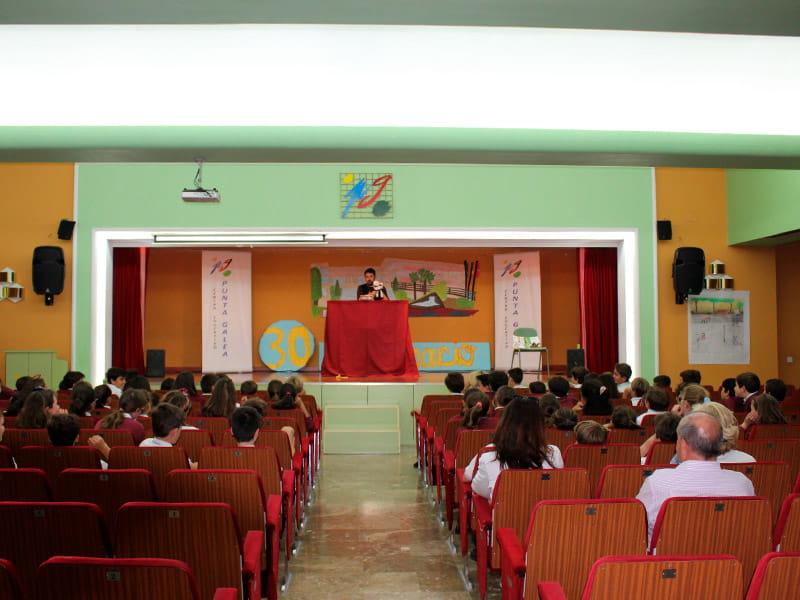 Salón de Actos Punta Galea