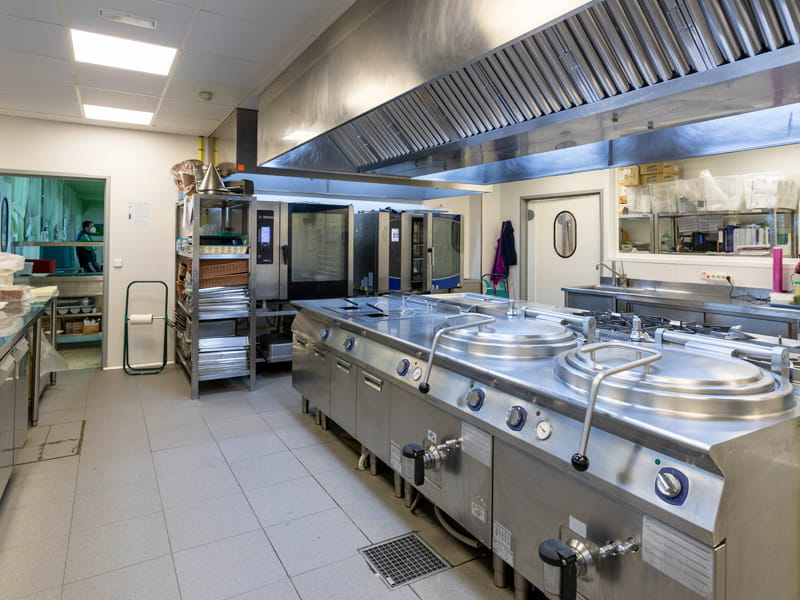 Cocina del Colegio