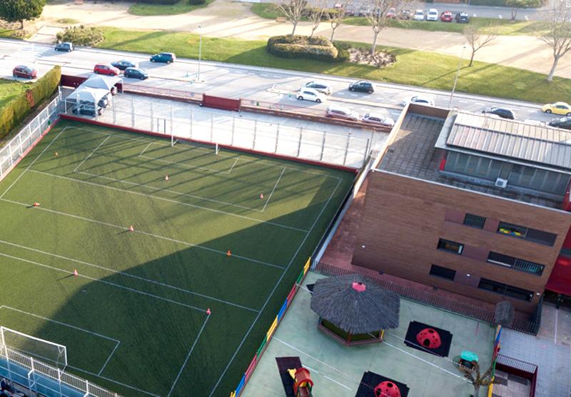 Instalaciones deportivas del Colegio