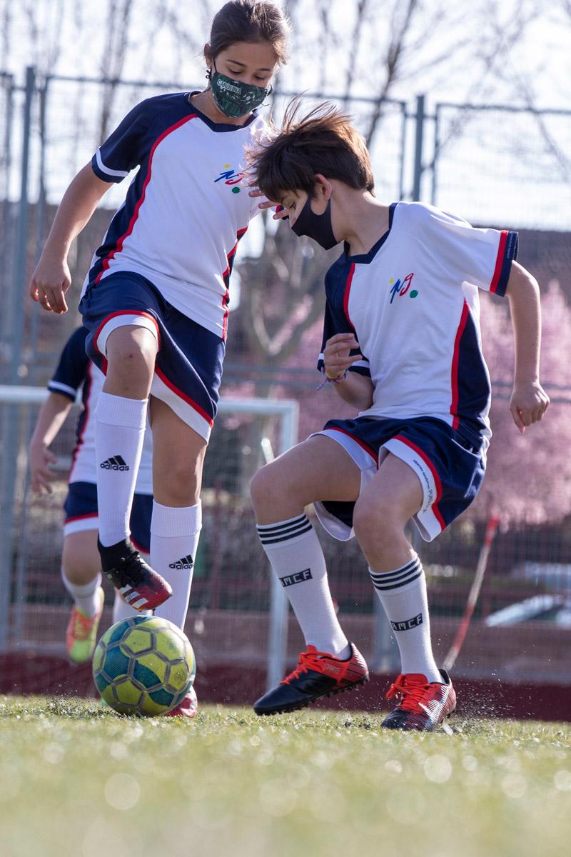 Escuelas Deportivas: Fútbol
