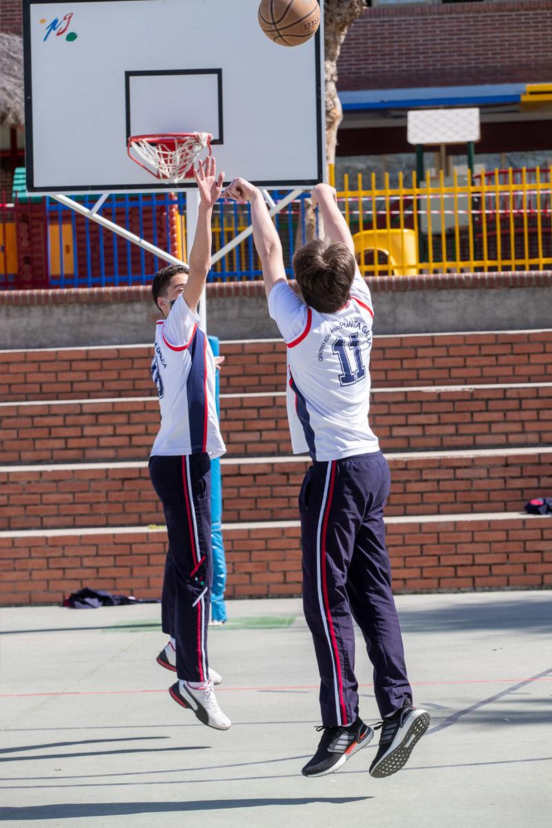 Escuelas Deportivas: Baloncesto