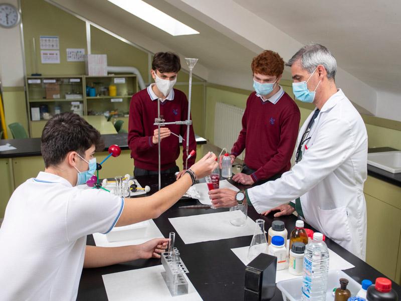 Laboratorio Punta Galea