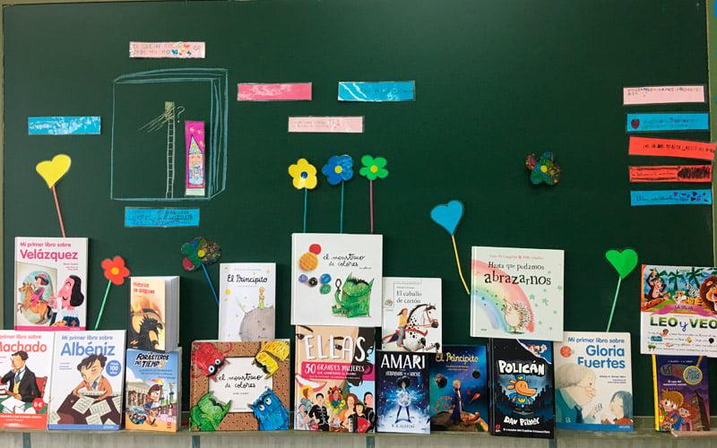 Colegio Punta Galea – Día Internacional del Libro