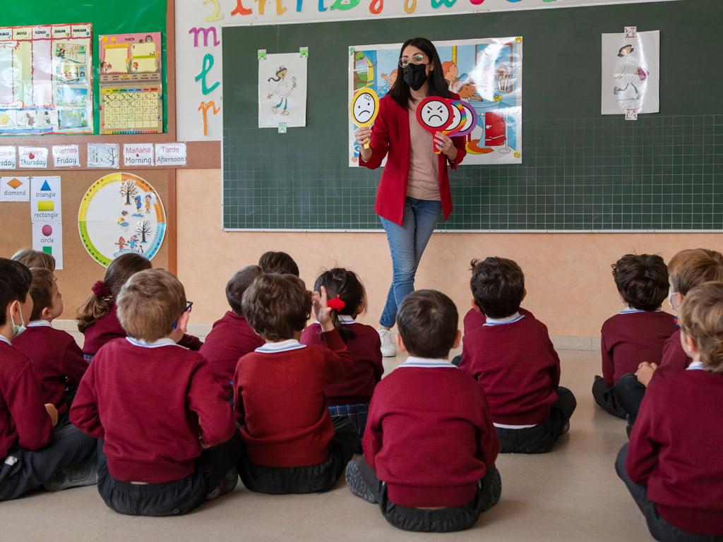 Centro educativo Punta Galea – Día Internacional de la Enfermera