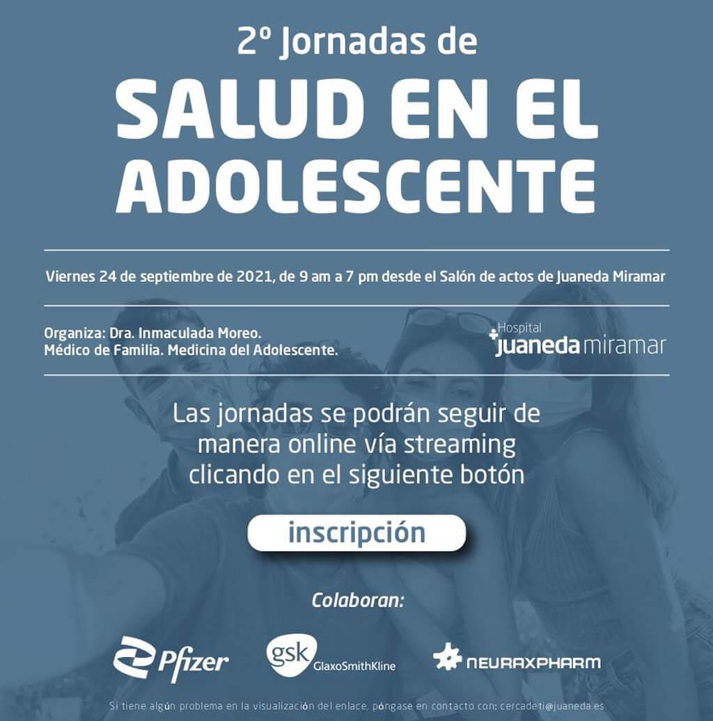 2º Jornadas de Salud en el Adolescente