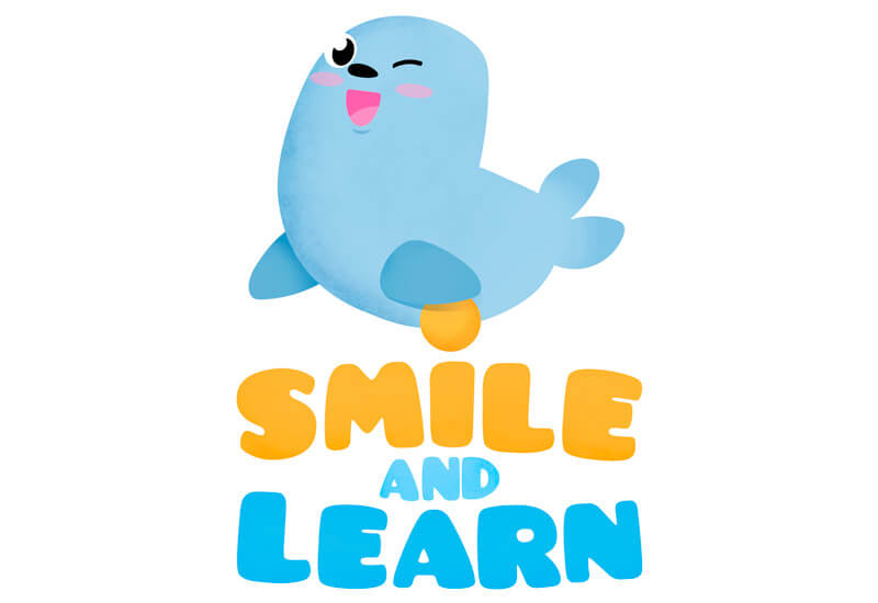 Logotipo Smile and Learn