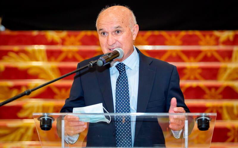 Homenaje a D. Jaime Martín Ruiz