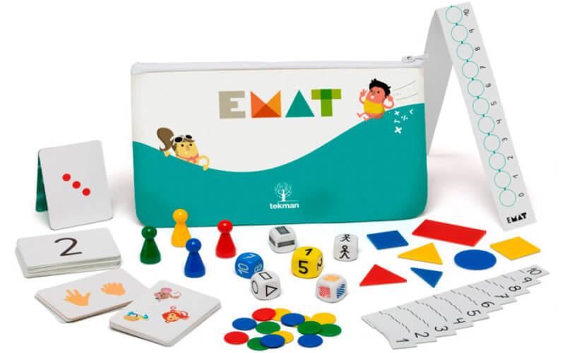 EMAT y ONMAT: Aprendizaje de las matemáticas
